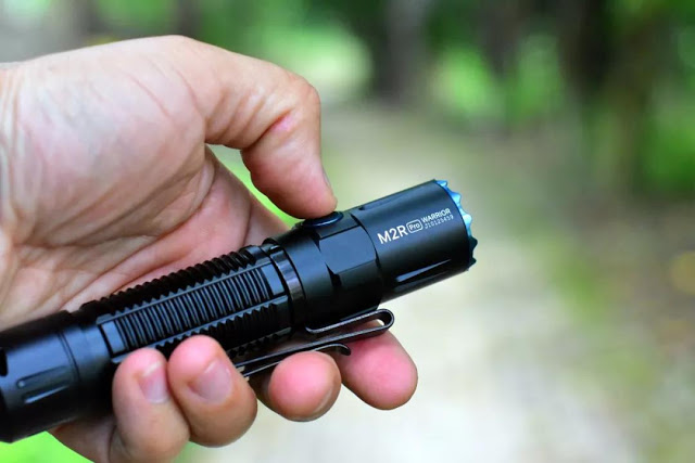 High-quality olight brightest flashlight M2R Pro