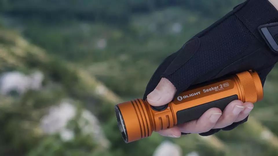 olight LED outdoor flashlight seeker 2 Pro