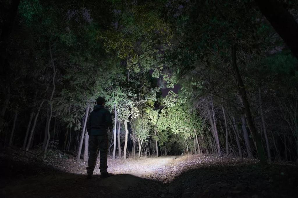 use-Led outdoor flashlight