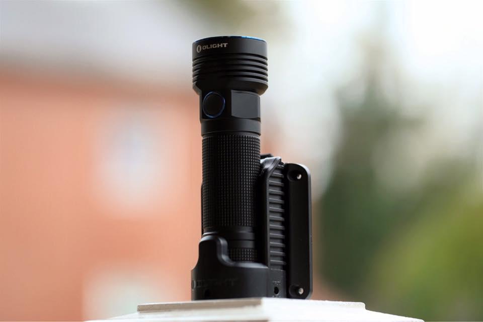 Searchlight flashlight R50 Pro Seeker